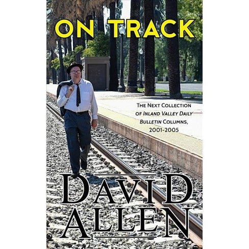 "Image of BOOK - ""On Track"" by David Allen"