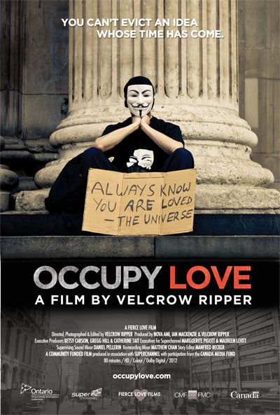 Image of Occupy Love - DVD [Limited Edition]