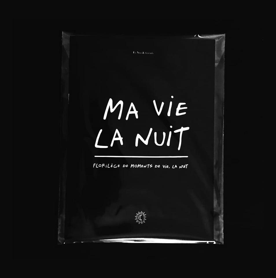 Image of MA VIE LA NUIT (tome 1)