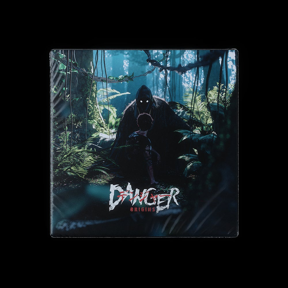"Image of [PRE-ORDER] Danger - Origins LP - 12"" Double Vinyl - Limited Edition"