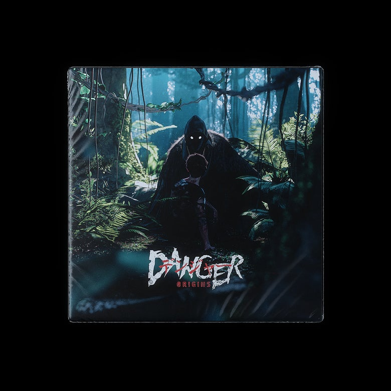"Image of Danger - Origins LP - 12"" Double Vinyl - Limited Edition"