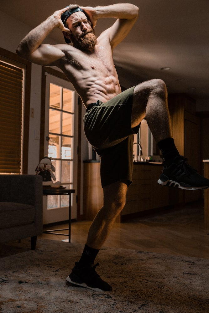 Image of 30 Home Workouts In 30 Minutes Workout Plan!