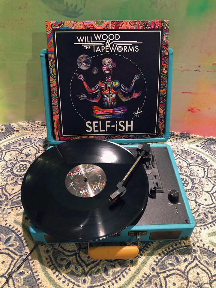 Image of SELF-iSH Vinyl [First Edition, Limited - Available Signed]