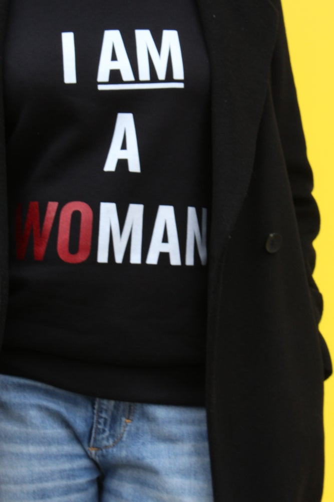 Image of I AM A WOMAN