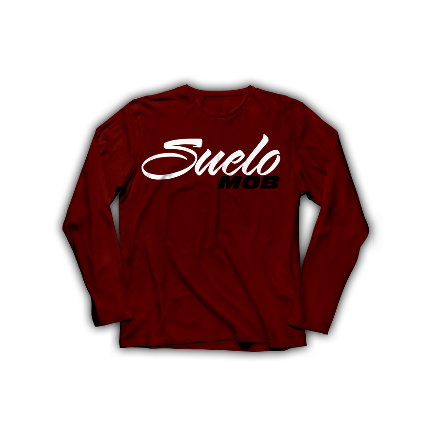 Image of Maroon Long Sleeve