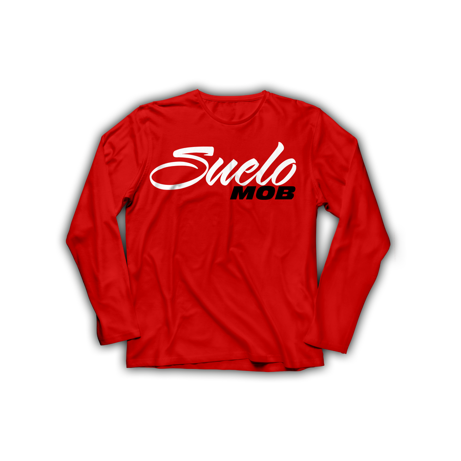Image of Red Long Sleeve