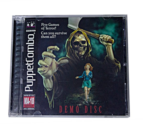 Image of Puppet Combo Demo Disc