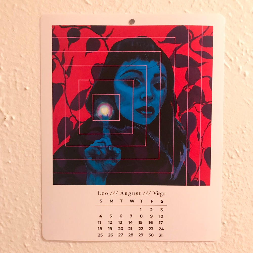 Image of 2019 Calendar Limited Edition of 100