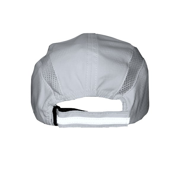 "Image of ""Runner"" Cap (White/3M)"