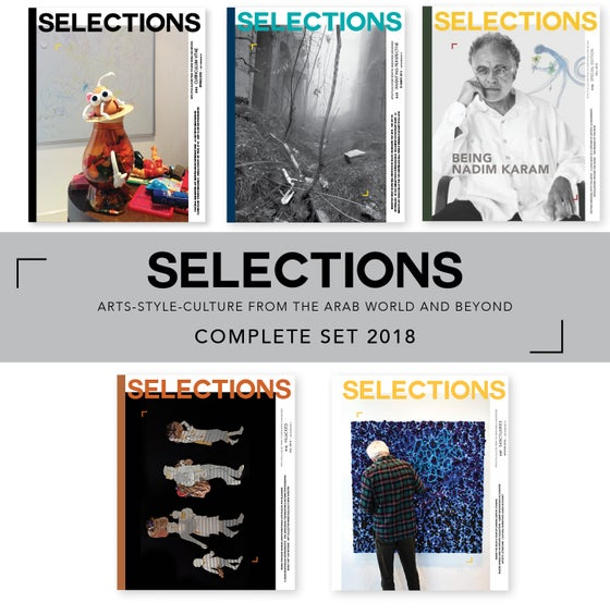 Image of Selections 2018 - free shipping