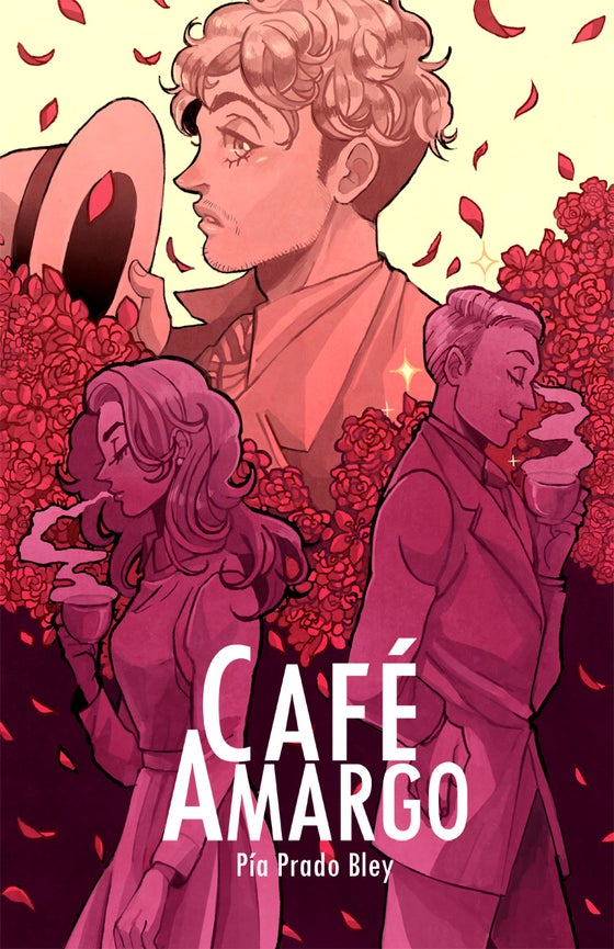 Image of [Book] Café Amargo Vol.1