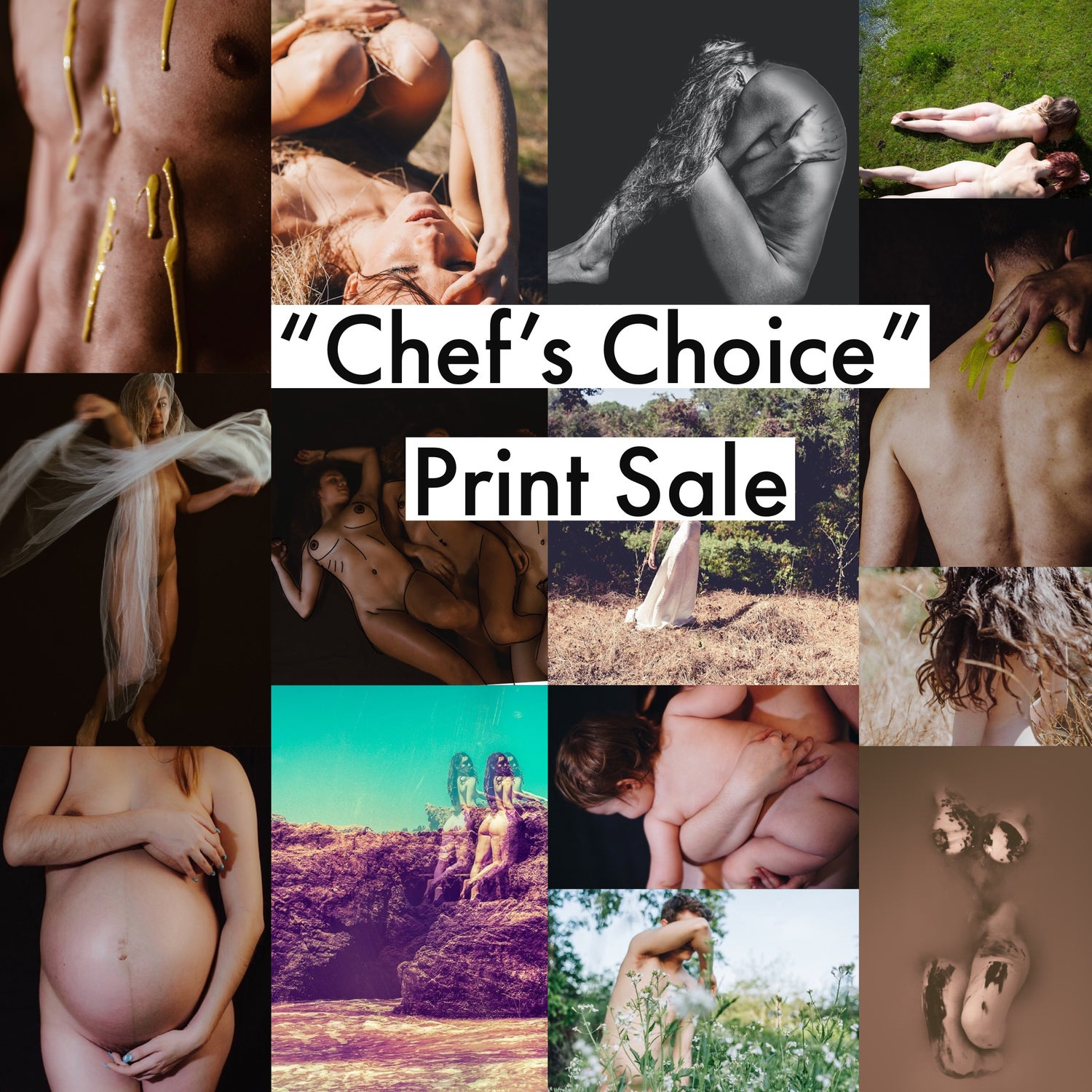 Image of Chef's Choice Print Sale