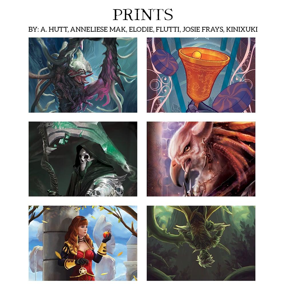 """Image of Prints - 5x7"""""""