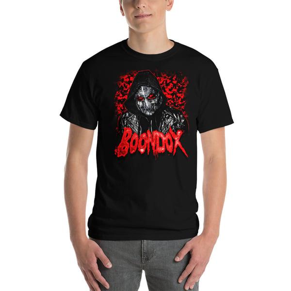 Image of Boondox Scarecrow Mask Shirt
