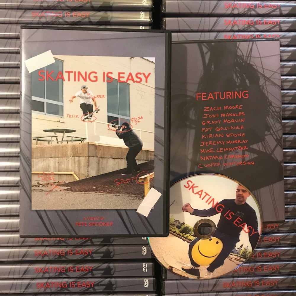 Image of Skating Is Easy DVD