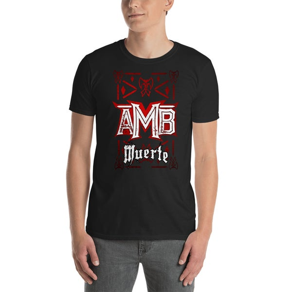 Image of AMB Muerte Pattern Shirt