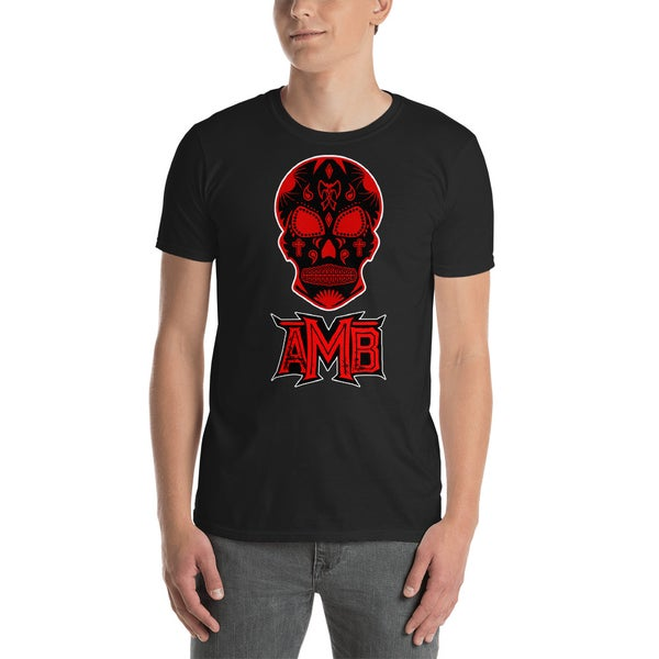 Image of AMB Muerte Skull Shirt