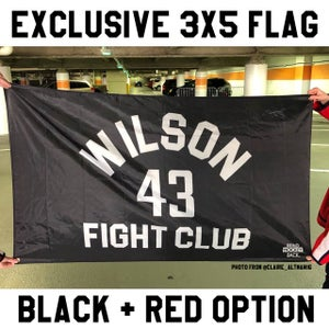 Image of Willy 3x5 Flag
