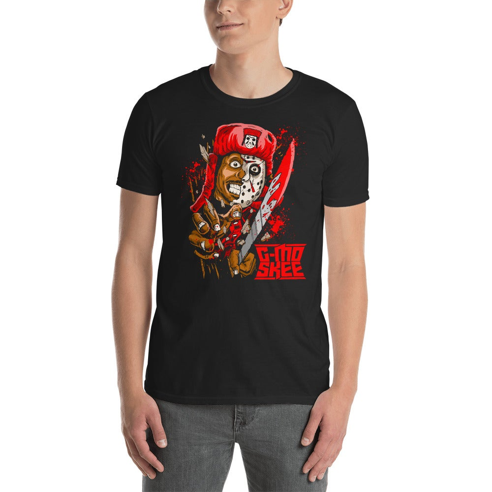 Image of G-Mo Skee Split Personality Shirt