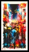 Image of 'Streets Of Colours' - Limited silver edition print