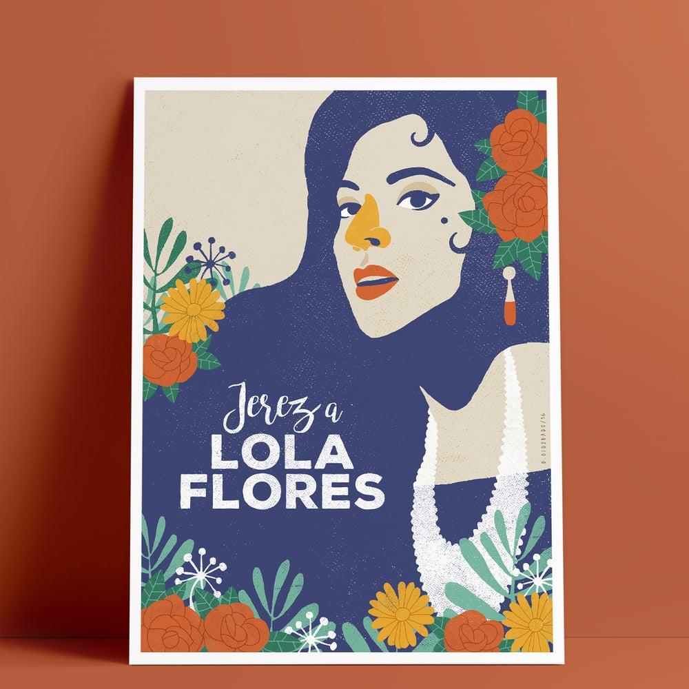 Image of Jerez a Lola Flores