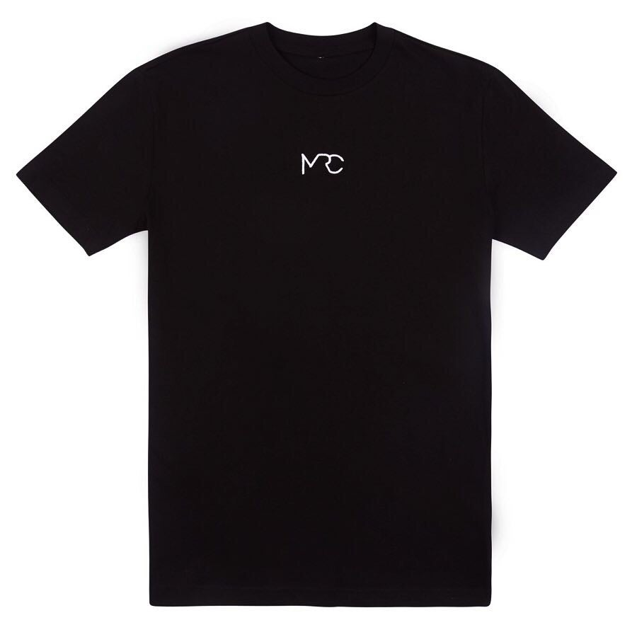 Image of BLACK MRC T-SHIRT