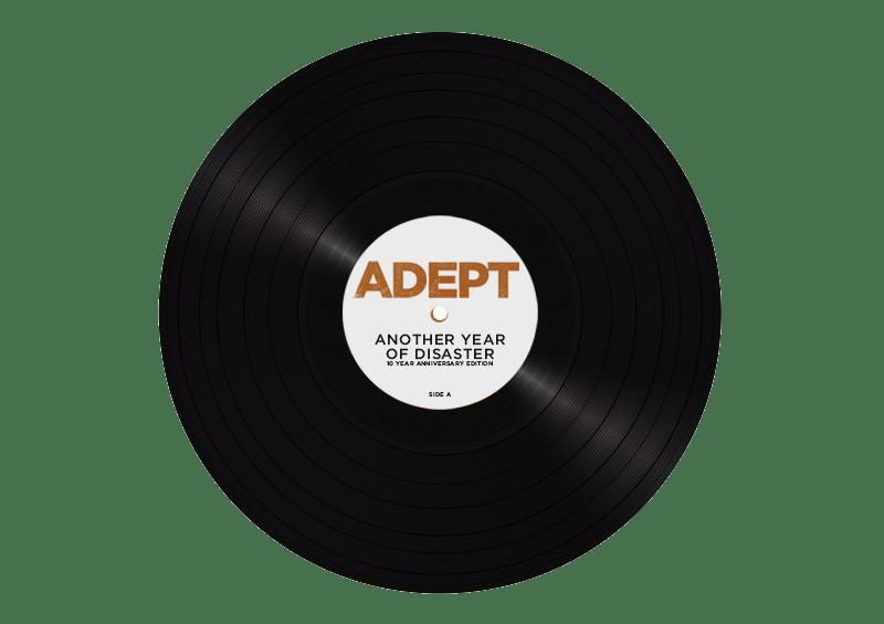"Image of 12"" Vinyl - AYOD10 Standard (Black)"