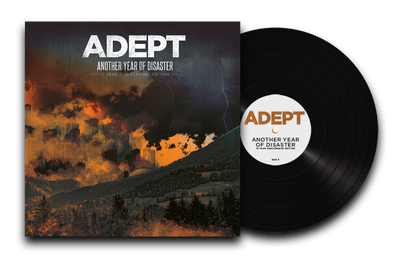 Image of AYOD10 Standard Vinyl (Black)