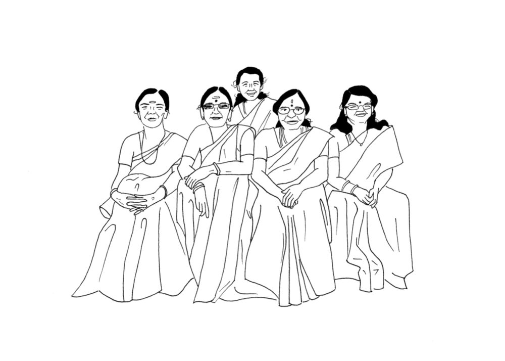 Image of The Aunties