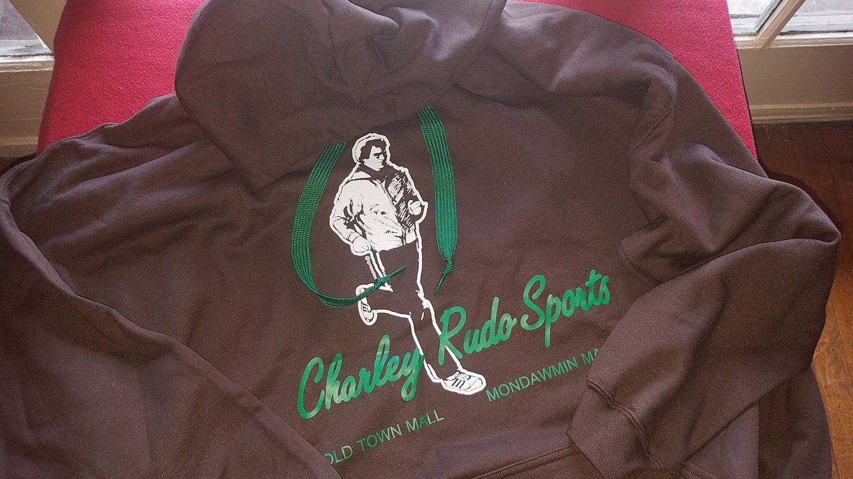 """Image of Charley Rudo Hoodie """"Beef & Broc"""""""