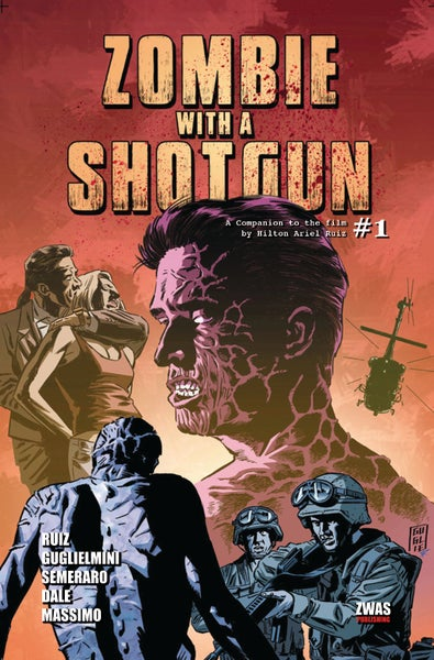 Image of Zombie with a Shotgun Comic Issue #1