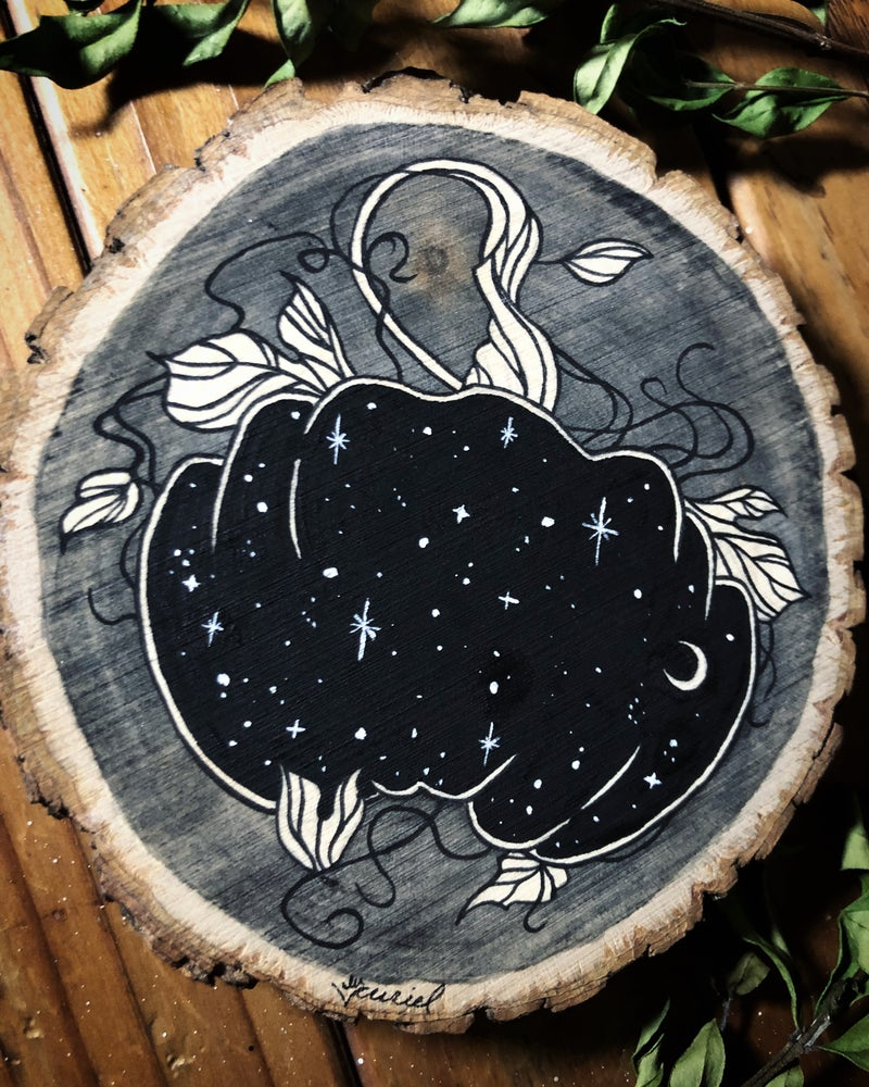 Image of Black Pumpkin