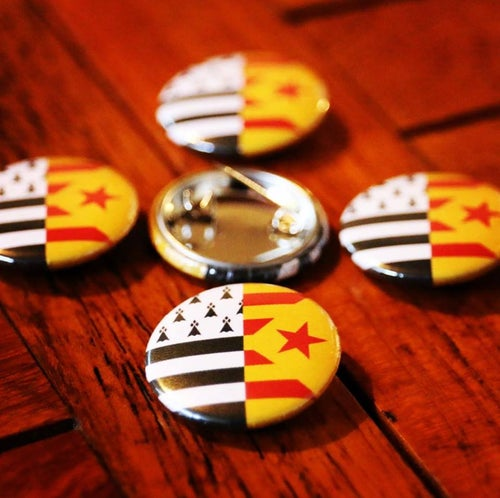 Image of Badges 25 mm