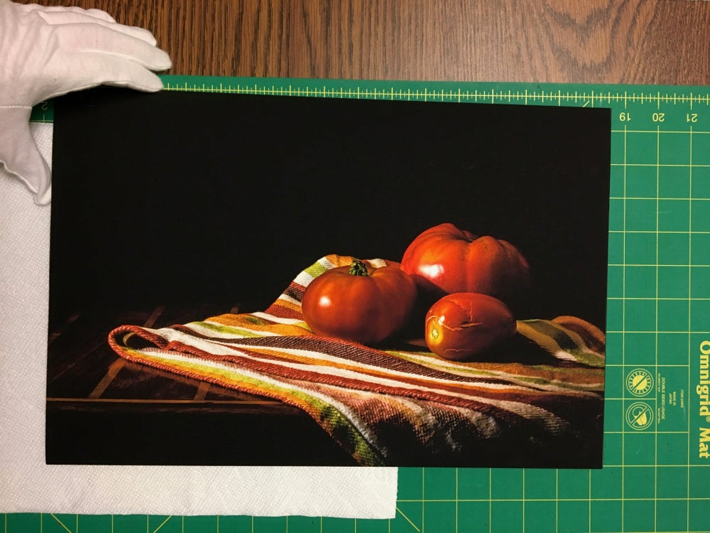 Image of Afternoon with Tomatoes Print