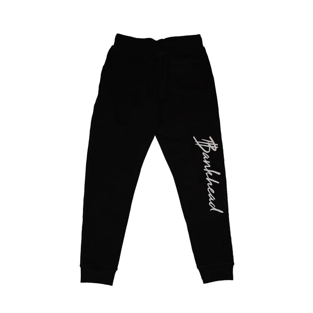 Image of Bankhead triple B black sweatpants