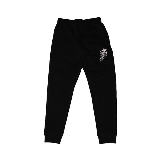 Image of Bankhead triple B black sweatpants