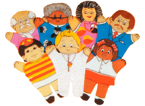 Image of Multicultural Family