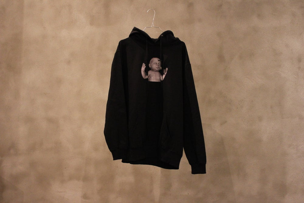 "Image of MESS Studio Hoodie - ""F*ck Everything"""