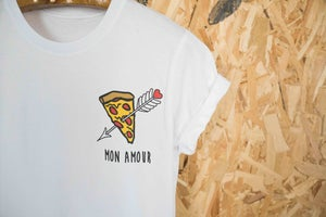 Image of Pizza Mon Amour By FCKRS®