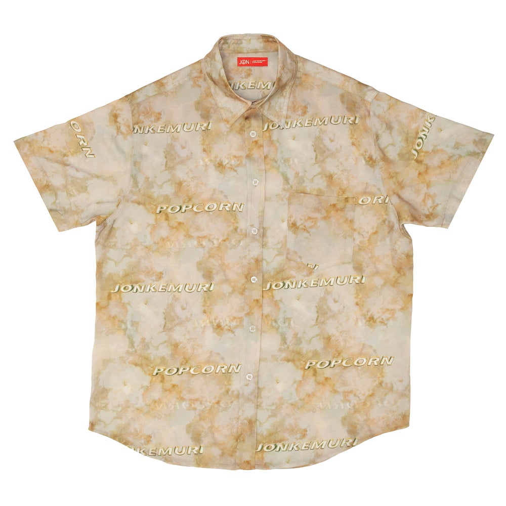 Image of MARBLE SILK SHIRT