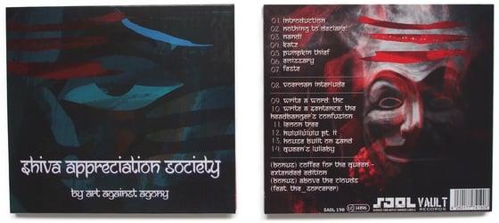 Image of CD -  Shiva Appreciation Society (2018)