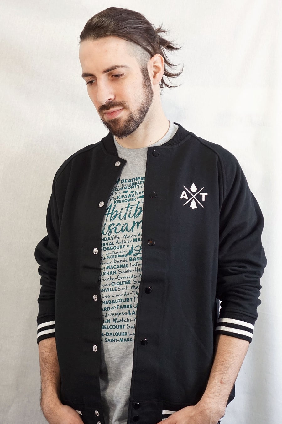 Image of AT Varsity Jacket
