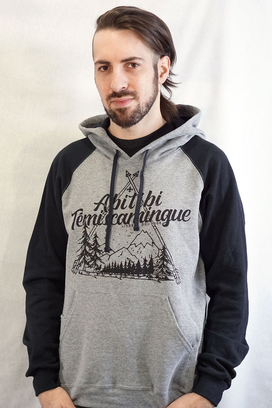 Image of A-T Nature/ Hoodie Unisexe