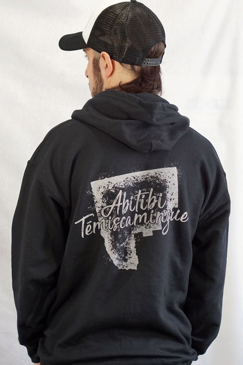 Image of Abitibi-Témiscaingue Région / Zip Up Unisexe
