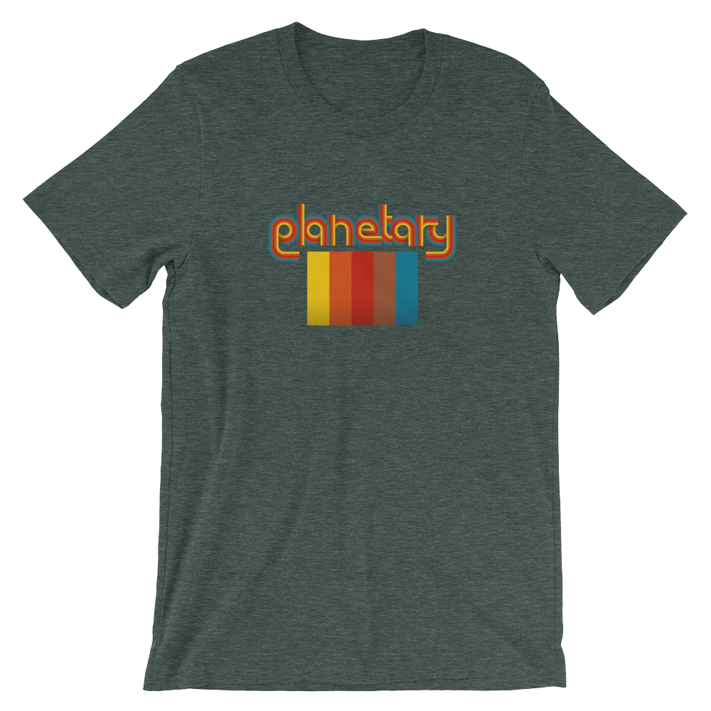Image of PLANETARY - Travel Grant Fundraiser (MENS/UNISEX)