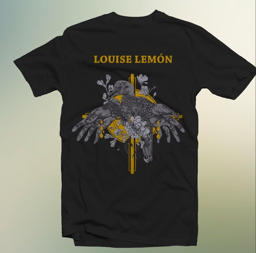 Image of Louise Lemón T-shirt Cross