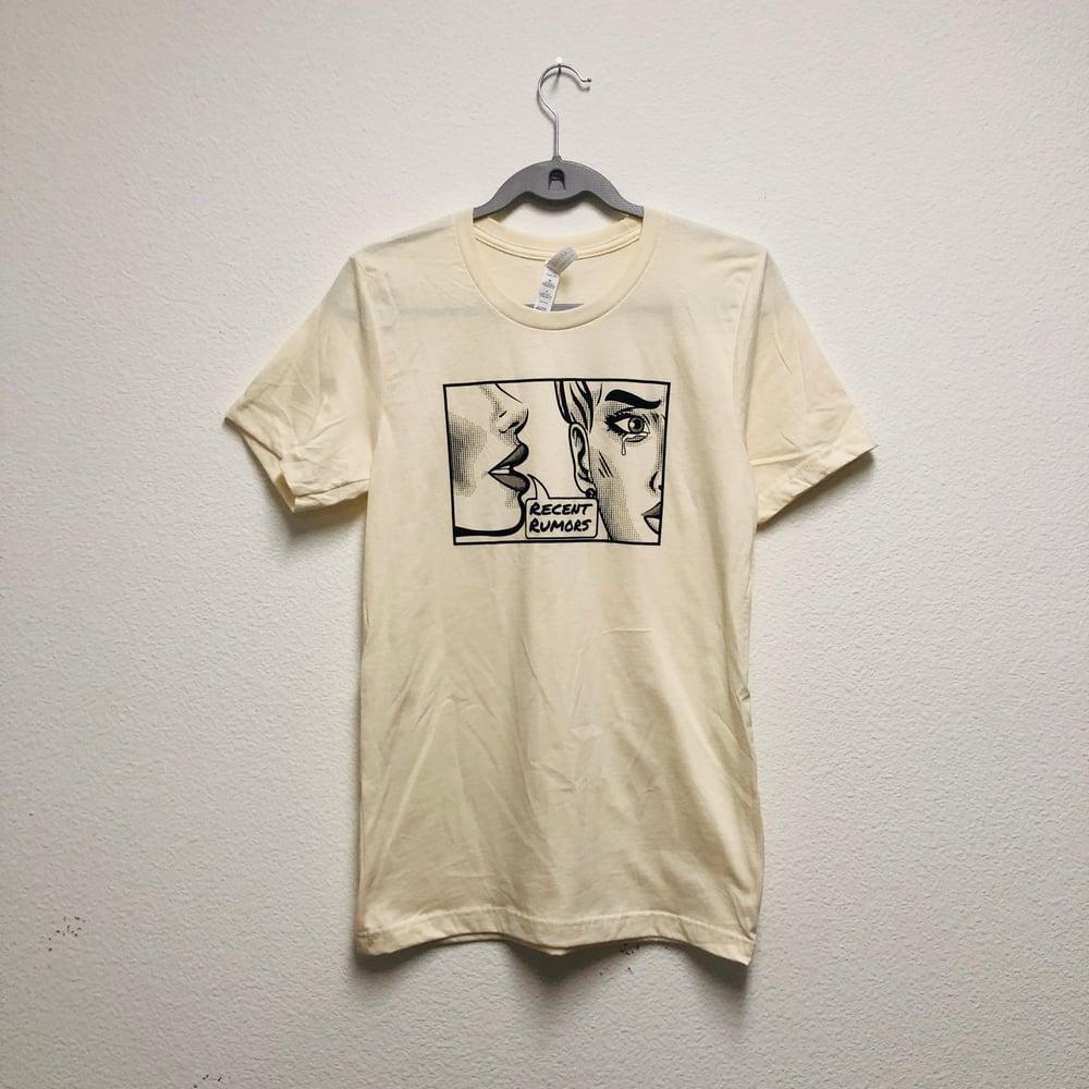Image of Soft Cream Comic T-Shirt
