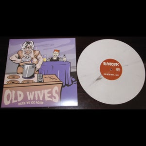 Image of LP: The Blendours / Old Wives Split