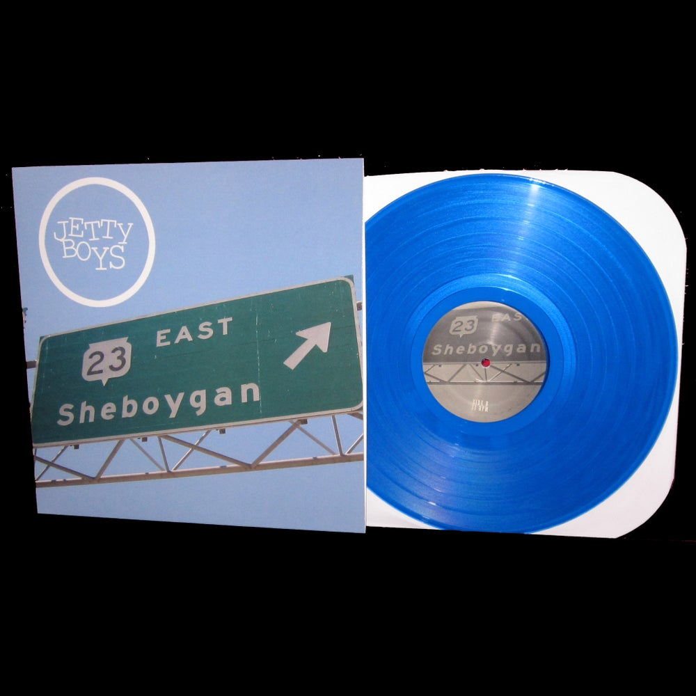 "Image of LP: Jetty Boys ""Sheboygan"""