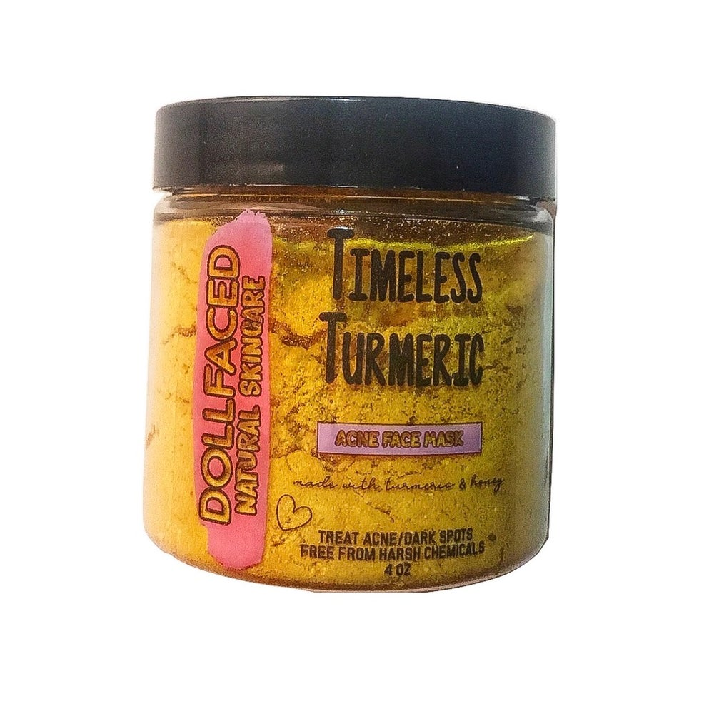 Image of Timeless Turmeric Mask [Acne/Dark Spots]